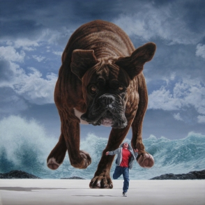 Joel Rea, Pursuit under silver skies