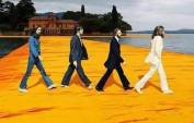 I Beatles ad Abbey Iseo