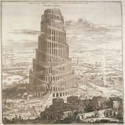 A. Kircher, Tower of Babel